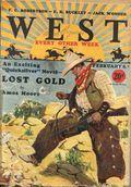 West (1926-1953 Doubleday) Pulp Vol. 19 #3