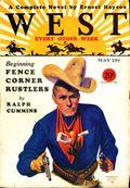 West (1926-1953 Doubleday) Pulp Vol. 20 #5