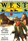 West (1926-1953 Doubleday) Pulp Vol. 21 #4