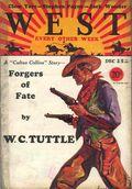 West (1926-1953 Doubleday) Pulp Vol. 23 #2