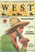 West (1926-1953 Doubleday) Pulp Vol. 24 #5