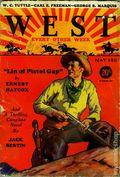 West (1926-1953 Doubleday) Pulp Vol. 24 #6