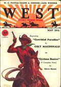 West (1926-1953 Doubleday) Pulp Vol. 25 #1