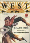 West (1926-1953 Doubleday) Pulp Vol. 25 #5