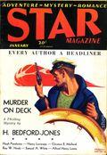 Star Magazine (1930-1931 Doubleday) Pulp Vol. 1 #3