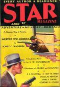 Star Magazine (1930-1931 Doubleday) Pulp Vol. 1 #6
