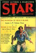Star Magazine (1930-1931 Doubleday) Pulp Vol. 2 #1