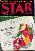 Star Magazine (1930-1931 Doubleday) Pulp Vol. 2 #6