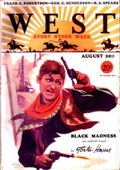 West (1926-1953 Doubleday) Pulp Vol. 26 #1