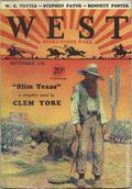 West (1926-1953 Doubleday) Pulp Vol. 26 #3