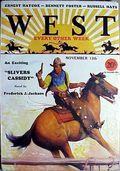 West (1926-1953 Doubleday) Pulp Vol. 27 #1