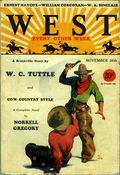West (1926-1953 Doubleday) Pulp Vol. 27 #2