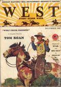 West (1926-1953 Doubleday) Pulp Vol. 27 #3