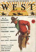 West (1926-1953 Doubleday) Pulp Vol. 27 #5