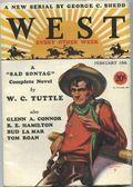 West (1926-1953 Doubleday) Pulp Vol. 28 #2