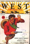 West (1926-1953 Doubleday) Pulp Vol. 28 #6