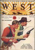 West (1926-1953 Doubleday) Pulp Vol. 29 #2