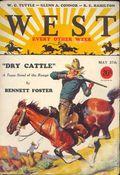 West (1926-1953 Doubleday) Pulp Vol. 29 #3