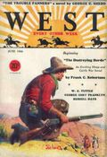 West (1926-1953 Doubleday) Pulp Vol. 29 #4