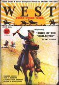 West (1926-1953 Doubleday) Pulp Vol. 29 #5