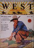 West (1926-1953 Doubleday) Pulp Vol. 29 #6