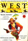 West (1926-1953 Doubleday) Pulp Vol. 30 #1