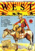 West (1926-1953 Doubleday) Pulp Vol. 30 #2