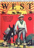 West (1926-1953 Doubleday) Pulp Vol. 30 #6