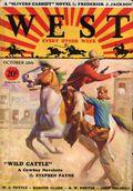 West (1926-1953 Doubleday) Pulp Vol. 31 #2
