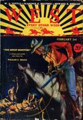 West (1926-1953 Doubleday) Pulp Vol. 32 #3