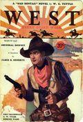 West (1926-1953 Doubleday) Pulp Vol. 32 #5