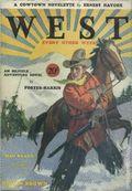 West (1926-1953 Doubleday) Pulp Vol. 32 #6