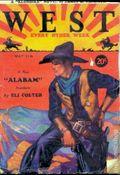 West (1926-1953 Doubleday) Pulp Vol. 33 #4