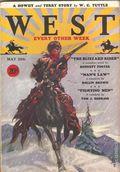 West (1926-1953 Doubleday) Pulp Vol. 33 #5