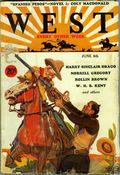 West (1926-1953 Doubleday) Pulp Vol. 33 #6