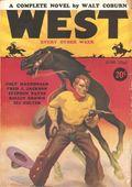 West (1926-1953 Doubleday) Pulp Vol. 34 #1