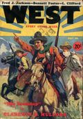 West (1926-1953 Doubleday) Pulp Vol. 34 #2