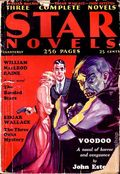 Star Novels Magazine (1931-1935 Doubleday) Pulp 1