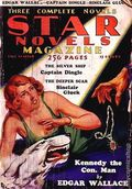 Star Novels Magazine (1931-1935 Doubleday) Pulp 4