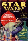 Star Novels Magazine (1931-1935 Doubleday) Pulp 6