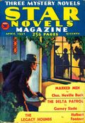 Star Novels Magazine (1931-1935 Doubleday) Pulp 10