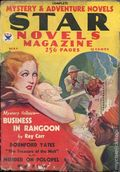 Star Novels Magazine (1931-1935 Doubleday) Pulp 11