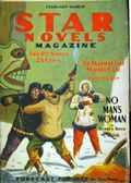 Star Novels Magazine (1931-1935 Doubleday) Pulp 16