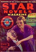 Star Novels Magazine (1931-1935 Doubleday) Pulp 17