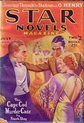 Star Novels Magazine (1931-1935 Doubleday) Pulp 18