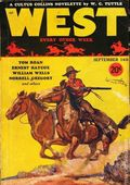 West (1926-1953 Doubleday) Pulp Vol. 35 #1