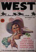 West (1926-1953 Doubleday) Pulp Vol. 35 #2