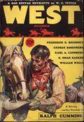 West (1926-1953 Doubleday) Pulp Vol. 35 #4