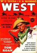West (1926-1953 Doubleday) Pulp Vol. 35 #6