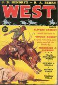West (1926-1953 Doubleday) Pulp Vol. 36 #1